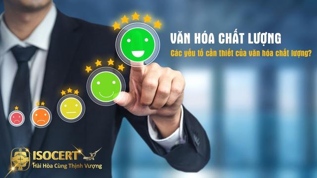 Văn hóa chất lượng, con đường đi đến thịnh vượng của doanh nghiệp Việt Nam - Ảnh 1.