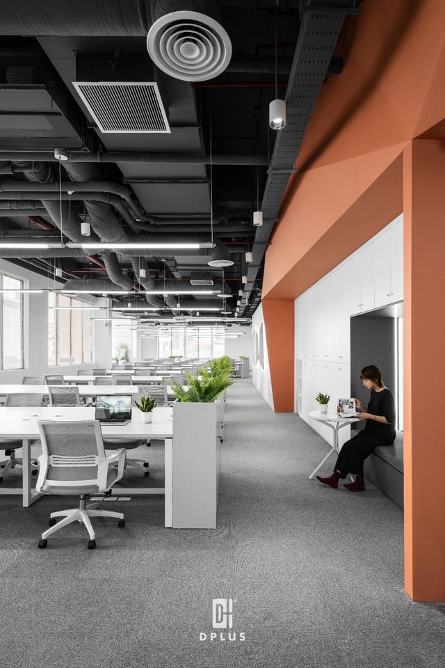Thiết kế văn phòng công nghệ, không gian sáng tạo trị giá hàng tỷ VNĐ tại Hà Nội - Ảnh 1.