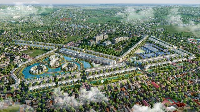 Thổi luồng gió mới cho mô hình khu đô thị kết hợp chợ thương mại - Ảnh 1.