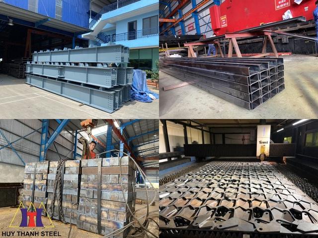 Trang bị máy cắt Laser Yawei 15KW hàng đầu Việt Nam – bước đầu tư mạnh mẽ để bứt phá của Huy Thành - Ảnh 3.