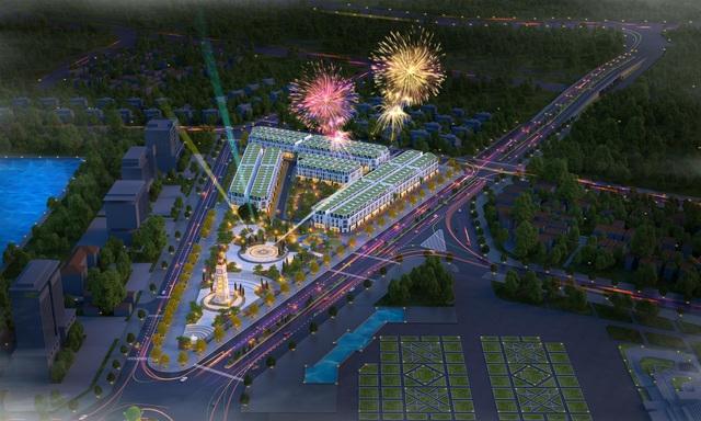Lễ giới thiệu shophouse Hoà Bình Centre thu hút hàng trăm nhà đầu tư - Ảnh 3.