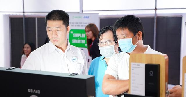 Vietbuild 2021: Thương hiệu Orvibo Smarthome tiên phong xuất hiện tại TP.HCM - Ảnh 2.