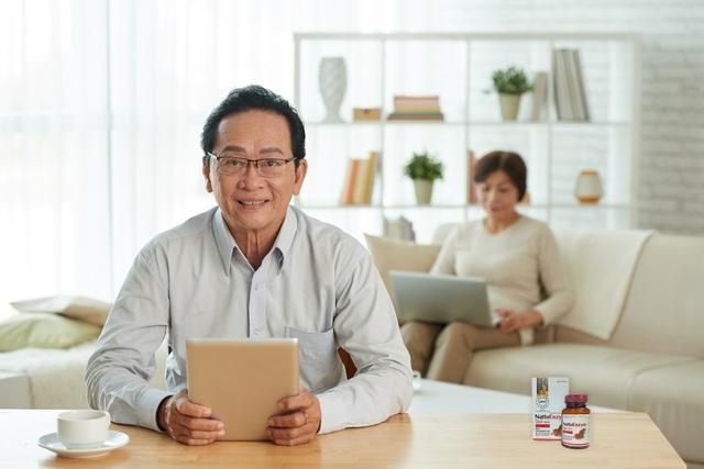 Gấp đôi nguy cơ đột quỵ sau 50 tuổi do mỡ máu tăng cao - Ảnh 2.