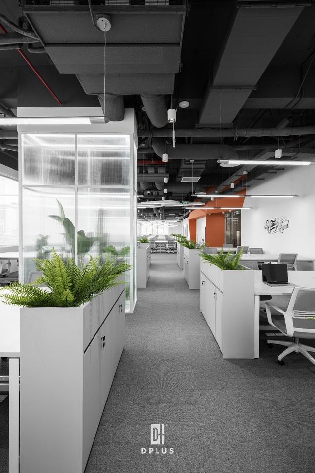 Thiết kế văn phòng công nghệ, không gian sáng tạo trị giá hàng tỷ VNĐ tại Hà Nội - Ảnh 2.
