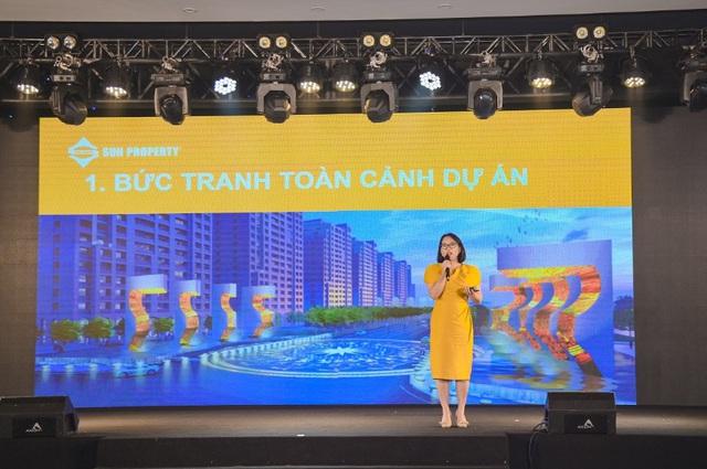 Sun Group hợp tác chiến lược với 8 đại lý phân phối dự án Sun Grand Boulevard - Ảnh 2.