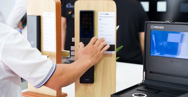 Vietbuild 2021: Thương hiệu Orvibo Smarthome tiên phong xuất hiện tại TP.HCM - Ảnh 3.