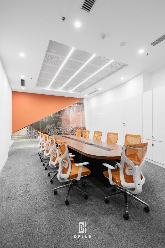 Thiết kế văn phòng công nghệ, không gian sáng tạo trị giá hàng tỷ VNĐ tại Hà Nội - Ảnh 3.