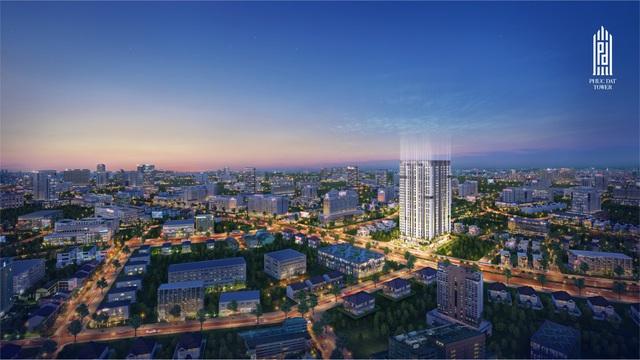 Sở hữu căn hộ Phạm Văn Đồng nối dài chỉ từ 600 triệu đồng - Ảnh 1.