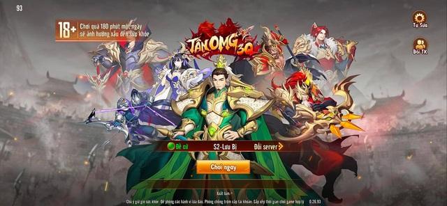 Chính thức ra mắt vào sáng nay, Tân OMG3Q VNG khẳng định vị thế siêu phẩm tiếp theo của làng game Việt - Ảnh 2.