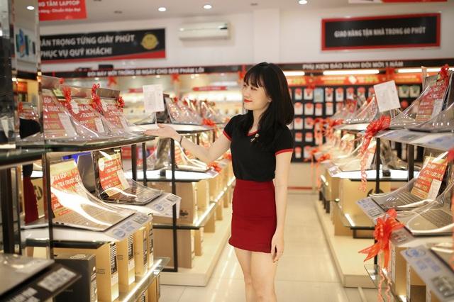 Tốc độ tăng trưởng laptop tại FPT Shop đang đứng đầu thị trường bán lẻ - Ảnh 2.