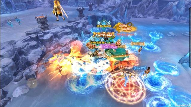 Thiên Long Kỳ Hiệp tung chùm ảnh ingame phác họa thế giới kiếm hiệp Kim Dung chân thực - Ảnh 1.