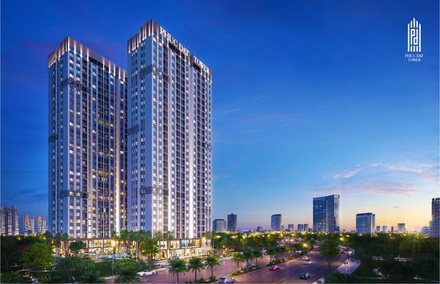 Sở hữu căn hộ Phạm Văn Đồng nối dài chỉ từ 600 triệu đồng - Ảnh 2.