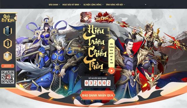 Chính thức ra mắt vào sáng nay, Tân OMG3Q VNG khẳng định vị thế siêu phẩm tiếp theo của làng game Việt - Ảnh 4.