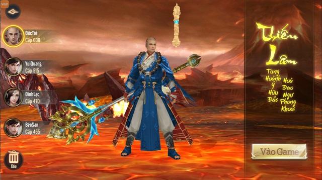 Thiên Long Kỳ Hiệp tung chùm ảnh ingame phác họa thế giới kiếm hiệp Kim Dung chân thực - Ảnh 3.