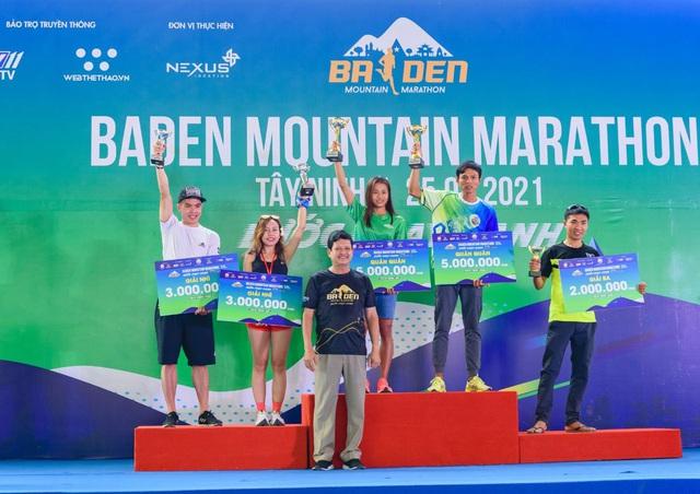 Lần đầu tổ chức, BaDen Mountain Marathon 2021 đã thu hút hơn 3000 người tham gia - Ảnh 2.