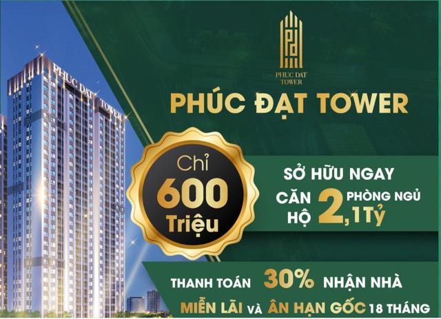 Sở hữu căn hộ Phạm Văn Đồng nối dài chỉ từ 600 triệu đồng - Ảnh 3.