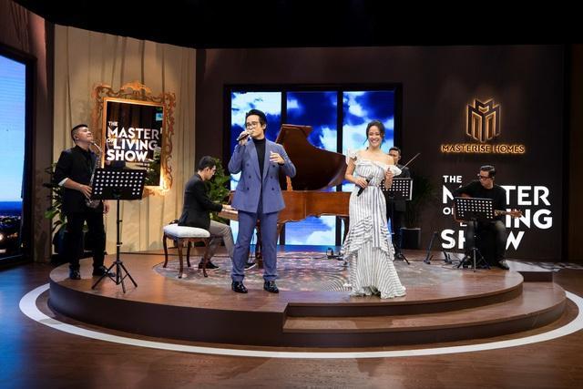 Talkshow The Master of Living Show, kết hợp cùng ca sỹ Hà Anh Tuấn - Ảnh 3.