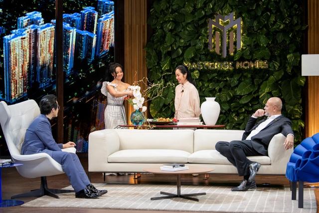 Talkshow The Master of Living Show, kết hợp cùng ca sỹ Hà Anh Tuấn - Ảnh 4.