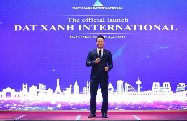 Dat Xanh Services ra mắt thương hiệu dịch vụ bất động sản quốc tế - Ảnh 1.
