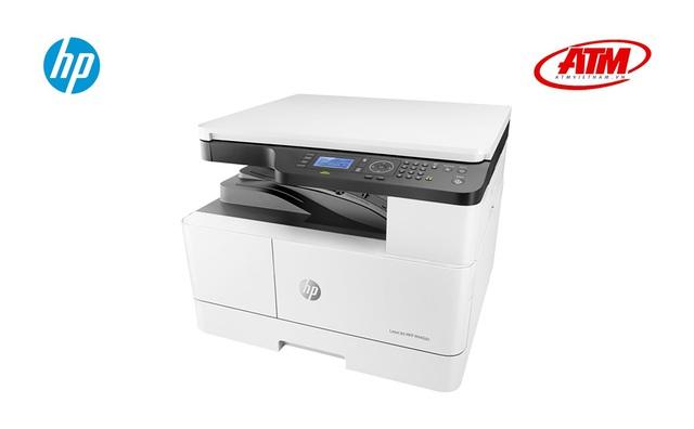 HP Laserjet MFP M440 series - Mảnh ghép chất lượng cho quy trình làm việc hoàn hảo - Ảnh 1.