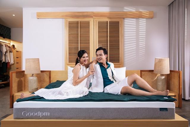 Công nghệ nệm mới của Goodpm chăm sóc giấc ngủ cho người Việt - Ảnh 1.