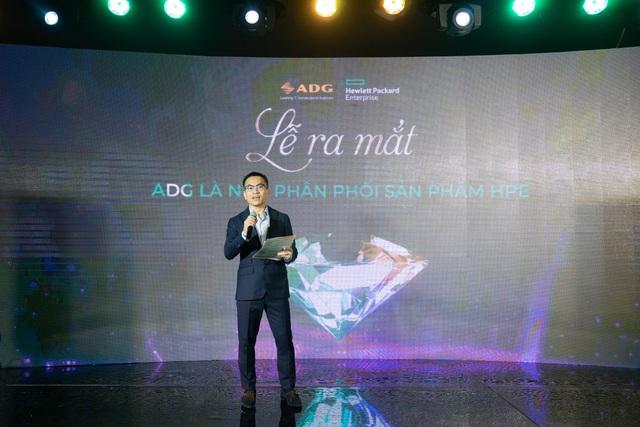 ADG Distribution chính thức trở thành nhà phân phối mới nhất của HPE tại Việt Nam - Ảnh 1.