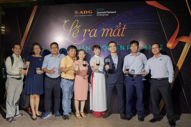 ADG Distribution chính thức trở thành nhà phân phối mới nhất của HPE tại Việt Nam - Ảnh 2.