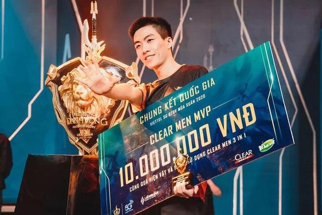 MVP Đấu Trường Danh Vọng được tăng thưởng, thêm hạng mục giải thưởng mới - Ảnh 1.