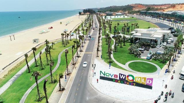 Du khách tấp nập khám phá loạt tiện ích vừa ra mắt tại NovaWorld Phan Thiet - Ảnh 1.