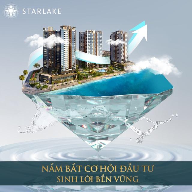 """Starlake – Bất động sản """"hàng hiệu"""" đạt chuẩn quốc tế - Ảnh 1."""