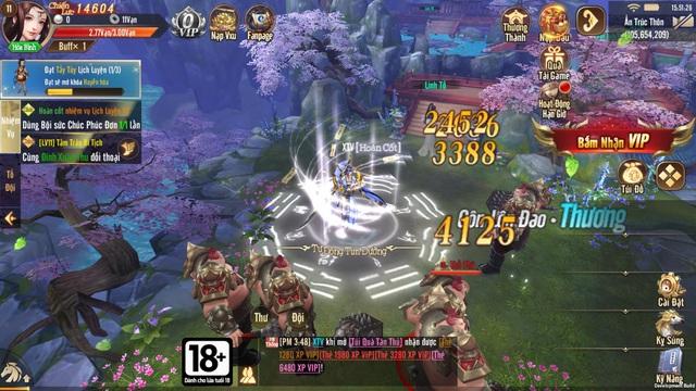 Thiên Long Kỳ Hiệp VGP – Kẻ đến sau thâu tóm mọi tinh hoa của game kiếm hiệp - Ảnh 2.