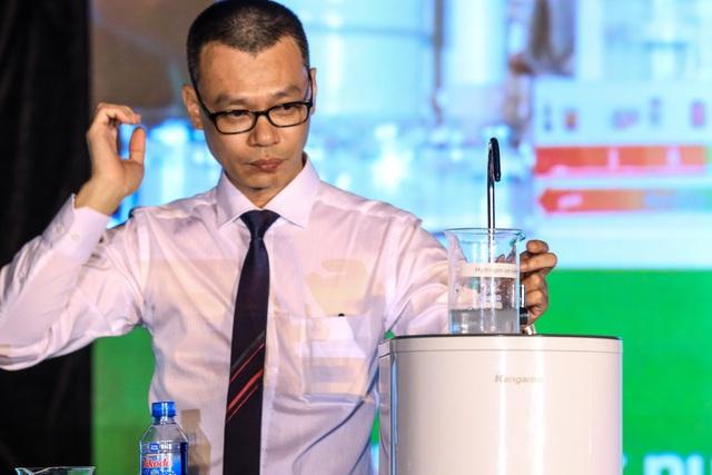 Sau máy lọc nước hàng đầu Việt Nam, Kangaroo tuyên bố phải là Hydrogen - Ảnh 1.