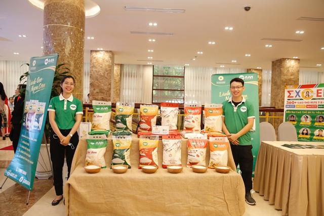 """""""Cú hích"""" ST và nỗ lực xây dựng thương hiệu gạo Việt - Ảnh 1."""