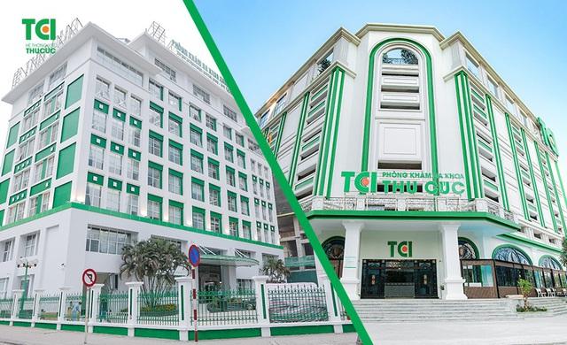 Hệ thống y tế sở hữu các cơ sở có quy mô lớn tại Hà Nội - Ảnh 1.