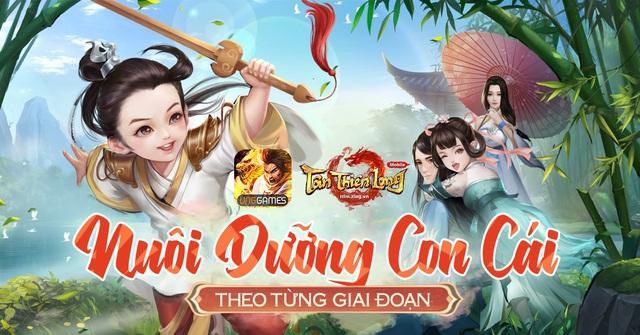 Tân Thiên Long Mobile: Chính thức ra mắt phiên bản mới Ngạo Tuyết Côn Lôn - Ảnh 3.