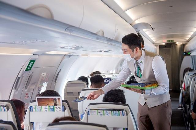 Mừng đại lễ 30/4, Bamboo Airways tung ngàn vé bay giá từ 30.000 đồng - Ảnh 1.