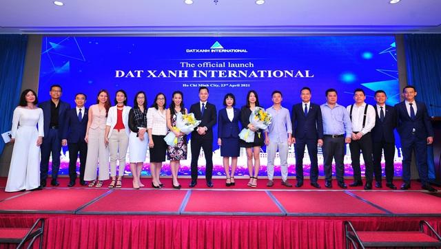 Dat Xanh Services ra mắt thương hiệu dịch vụ bất động sản quốc tế - Ảnh 2.