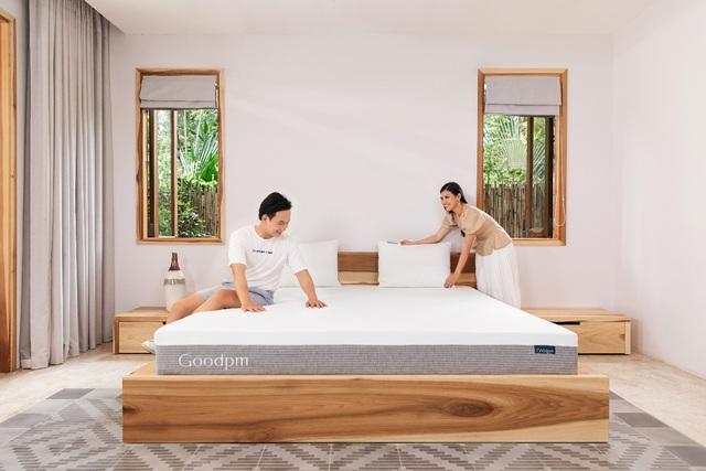 Công nghệ nệm mới của Goodpm chăm sóc giấc ngủ cho người Việt - Ảnh 3.