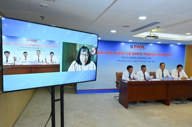 PVOIL tổ chức Đại hội đồng cổ đông thường niên: Kỳ vọng phục hồi trong năm 2021 - Ảnh 2.