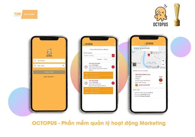 Phần mềm OCTOPUS - giải pháp All-in-one cho ngành bán lẻ - Ảnh 3.