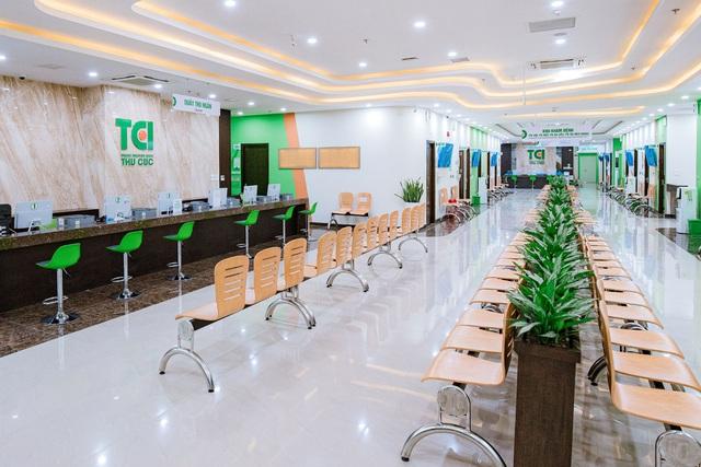 Hệ thống y tế sở hữu các cơ sở có quy mô lớn tại Hà Nội - Ảnh 2.