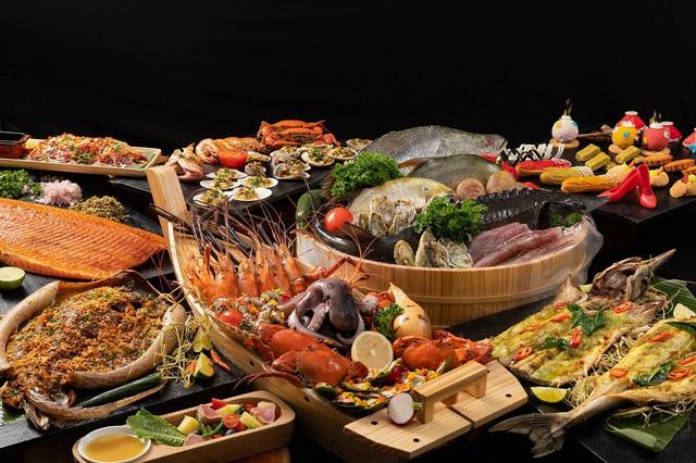 Cùng Marriott Bonvoy tận hưởng ngày hội ẩm thực tưng bừng kéo dài suốt 2 tháng - Ảnh 3.