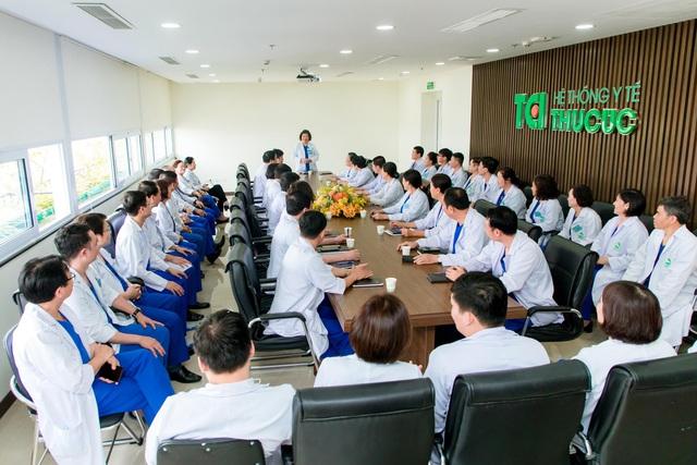Hệ thống y tế sở hữu các cơ sở có quy mô lớn tại Hà Nội - Ảnh 3.