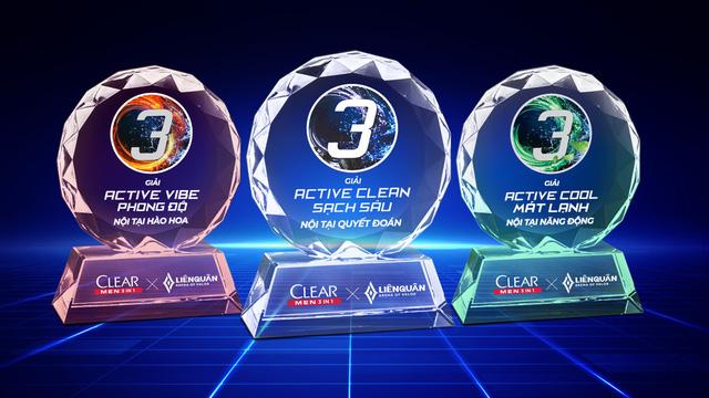 MVP Đấu Trường Danh Vọng được tăng thưởng, thêm hạng mục giải thưởng mới - Ảnh 5.