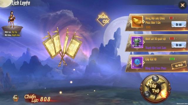 Thiên Long Kỳ Hiệp VGP – Kẻ đến sau thâu tóm mọi tinh hoa của game kiếm hiệp - Ảnh 6.