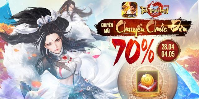 Tân Thiên Long Mobile: Chính thức ra mắt phiên bản mới Ngạo Tuyết Côn Lôn - Ảnh 7.
