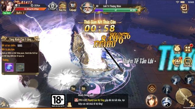 Thiên Long Kỳ Hiệp VGP – Kẻ đến sau thâu tóm mọi tinh hoa của game kiếm hiệp - Ảnh 7.