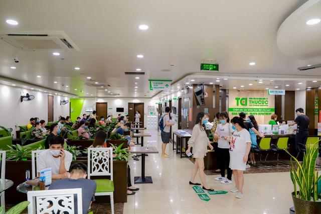 Hệ thống y tế sở hữu các cơ sở có quy mô lớn tại Hà Nội - Ảnh 7.