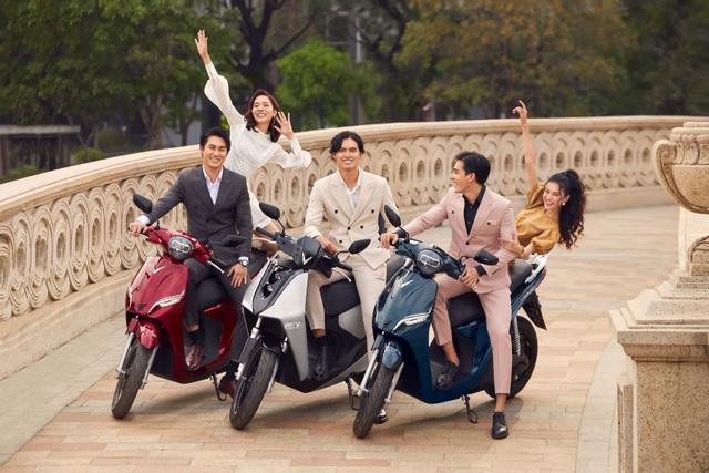 """Xe máy điện trở thành """"trend"""" ở châu Á như thế nào? - Ảnh 1."""
