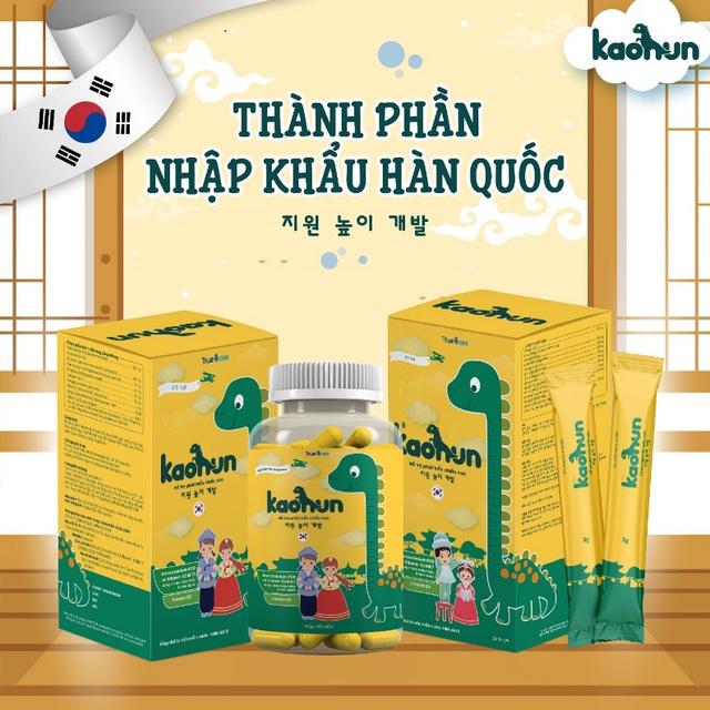"""""""Kao"""" hơn mỗi ngày với Kaohun - Người bạn đến từ Hàn Quốc - Ảnh 1."""